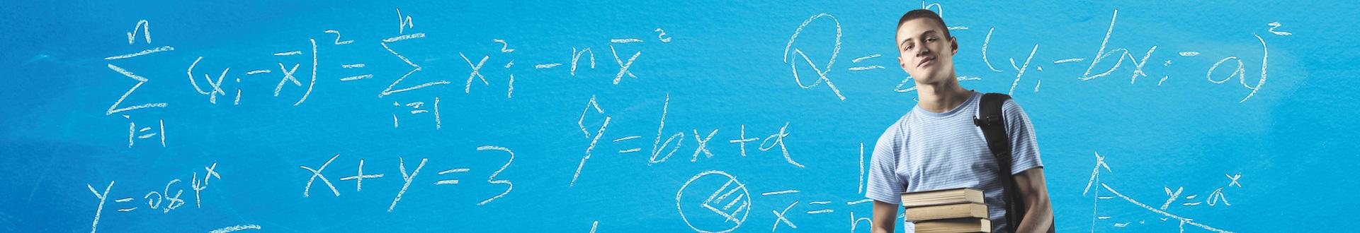 פתרונות מתוך ספרי לימוד במתמטיקה